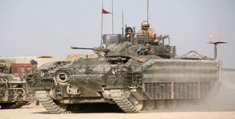 basra UK military pic